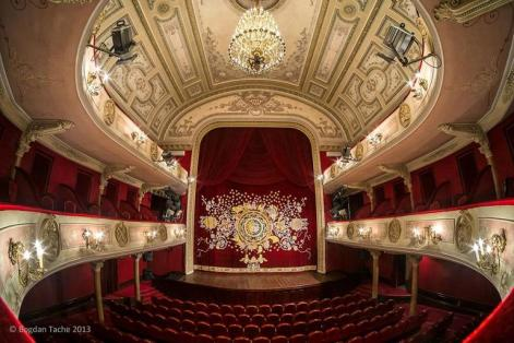 Sala Mare a Teatrului Maria Filotti