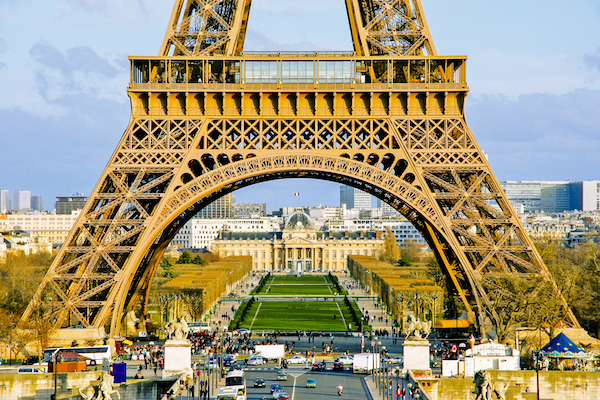 Closeup-view-on-the-first-floor-of-the-Eiffel-tower-Paris-France-dreamstime_631871